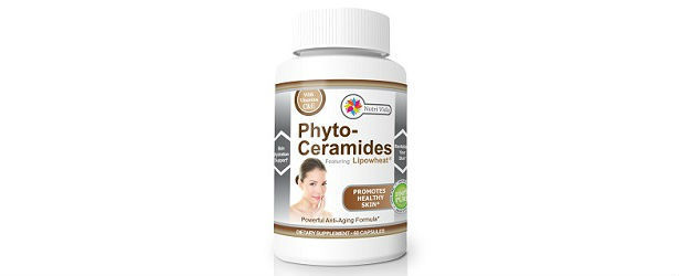 Phytoceramides Featuring Lipowheat by Nutri Vida Review