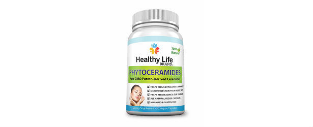Healthy Life Brand Phytoceramides Review 615