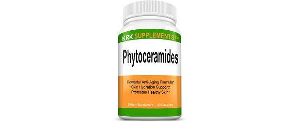 KRK Supplements Phytoceramides Review 615