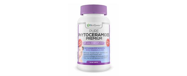 Pure Phytoceramides Premium BioGanix Review