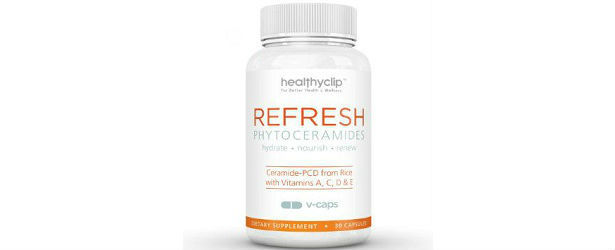 REFRESH Phytoceramides HealthyClip Review